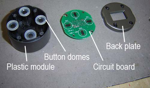 Workaround for sticky Access Controller buttons | Web Portal for