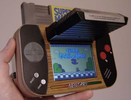 Half Atari, half Nintendo, all cop!