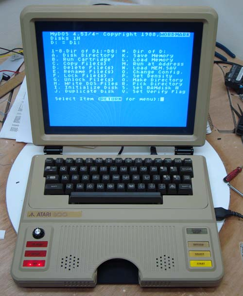 This thing could have beaten the C64 back in the day!