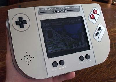 Yes, it's large, but so are the cartridges and the screen