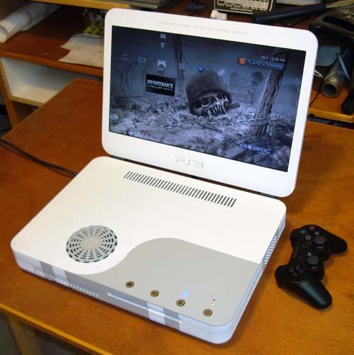 Ps3 Slim Laptop Web Portal For Benjamin J Heckendorn