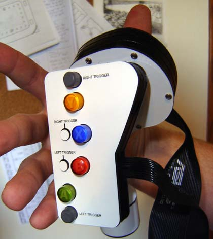 New One Handed Controller For Xbox 360 But Page 1