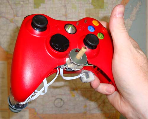 modded xbox 360 controller. Here#39;s a new controller I put