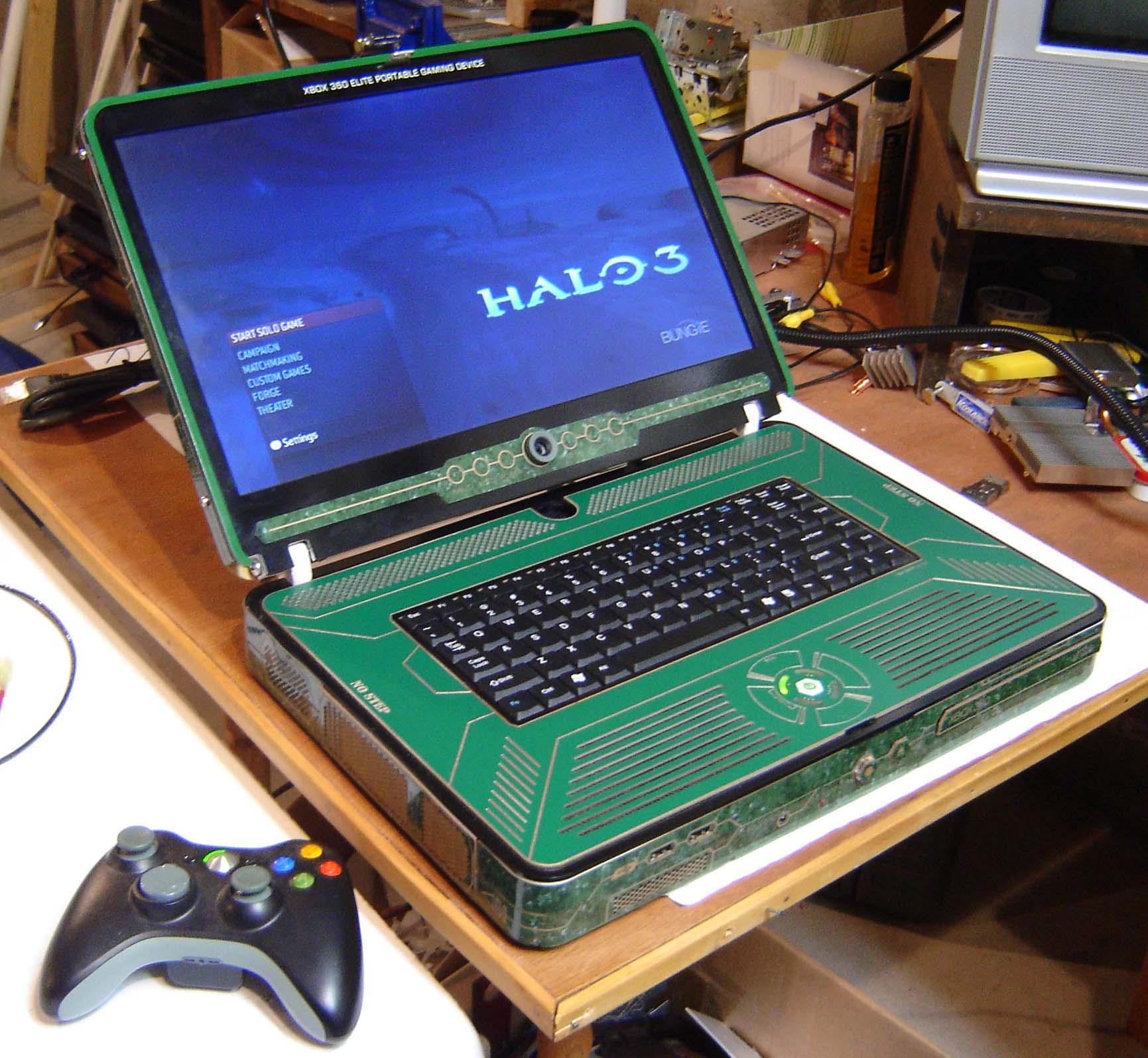 Xbox Laptop 360 Xbox 360 Laptop 3 – ...