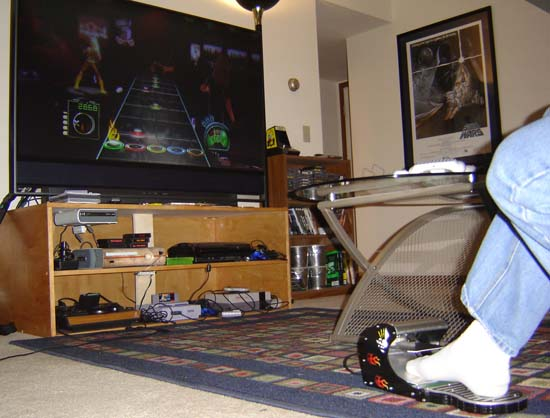You can never have enough consoles on one TV