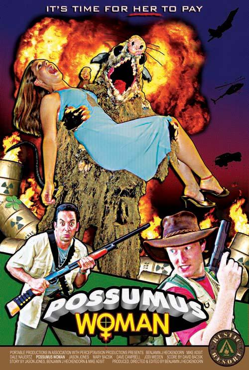Official Possumus Man 2: Possumus Woman poster